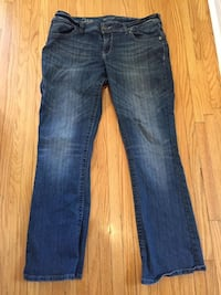 Euc jeans - ricki's claire barely bootcut with a little stretch Mississauga