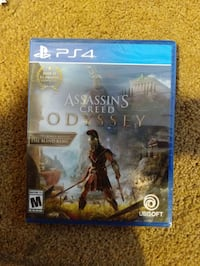 Assassin's Creed Odyssey PS4 unopened Lakewood, 80227