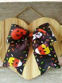 black, red, and white polka dot textile Brownsville, 78520