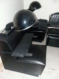 Br Beauty Kate hair dryer combo chair asking $380 Mercedes