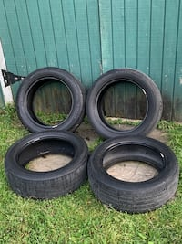 SET OF 4 TIRES 205/55R16 Silver Spring, 20905