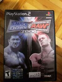 smackdown vs raw 2006 Mississauga, L4X 2J3