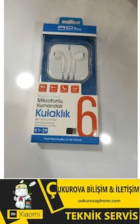 iphone kulaklık Toros, 01170