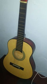 brown and black classical guitar Orlando, 32822