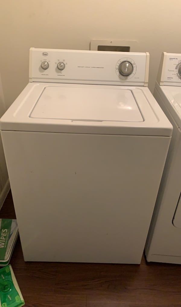 Washing machine + Free dryer! 0