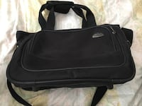 black and gray duffel bag Edmonton, T5L 3P9