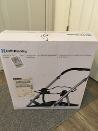 Chico Car seat adapter for UppaBaby Centreville, 20121