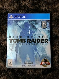 Rise of the Tomb Raider - PS4 West Vancouver, V7T 2W4