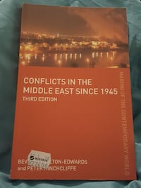 Conflicts in the Middle East since 1945 Gjøvik, 2821