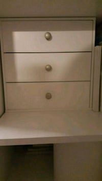 White Organizer with 3 drawers McLean, 22102