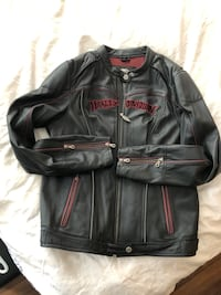 Xl Leather cost and Large chaps