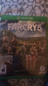 Xbox One Farcry 4 game case New Westminster, V3L 2A6