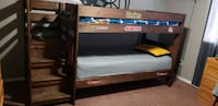 Twin bunk bed El Paso, 79927