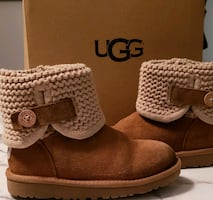 UGG KNITTED BOOT