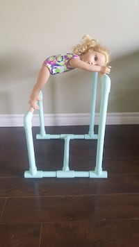 Uneven bars for American girl doll  London, N6K 1L8