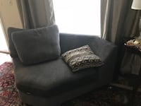 Gray fabric sectional lrg great condition  Mississauga, L4Z