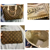 Louis Vuitton inspired Purse Winchester, 22603