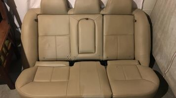Rear seats 2011 Chevy impala