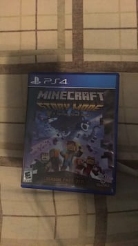 MineCraft Story Mode Playstation 4 Cadillac, 49601