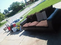 black and brown wooden bench Tulsa, 74146