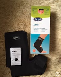 Therapeutic ankle support - good condition Vaughan, L6A 2S1