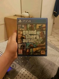 Sony PS4 Grand Theft Auto Five-saken Bjerke, 0590