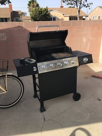 black and gray gas grill Lakewood, 90712