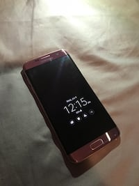 Galaxy s7 edge rose gold Mississauga, L4X 1T6