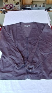 Cherokee Workwear Scrub Jacket (never worn) Barre