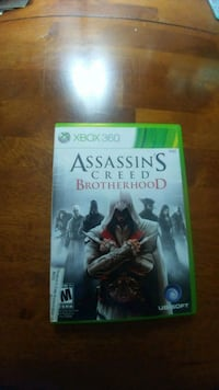 Xbox 360 Assassin's Creed Brotherhood case Bethesda, 20814