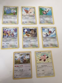 Pokemon Cards.
