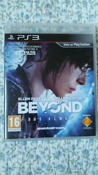 PS3 Beyond: dos almas