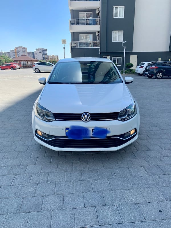 2016 Volkswagen Polo 1.2 TSI BMT 90 PS LOUNGE DSG 0