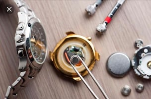 Repair watches and battery