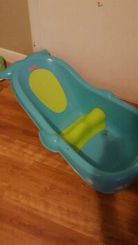 blue and green plastic bather Waco, 76708