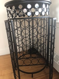 wine rack Cage New York, 11212