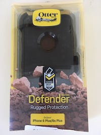 Brand new OtterBox Defender Rugged Protection Case for iPhone 6 Plus/6s Plus South-West Oxford, N5C 3J7