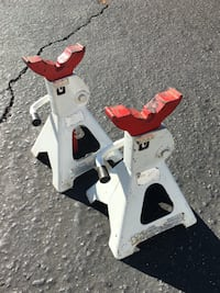 Allied Jack stands Riverside, 92505