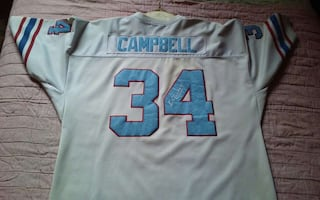 Earl Campbell throwback