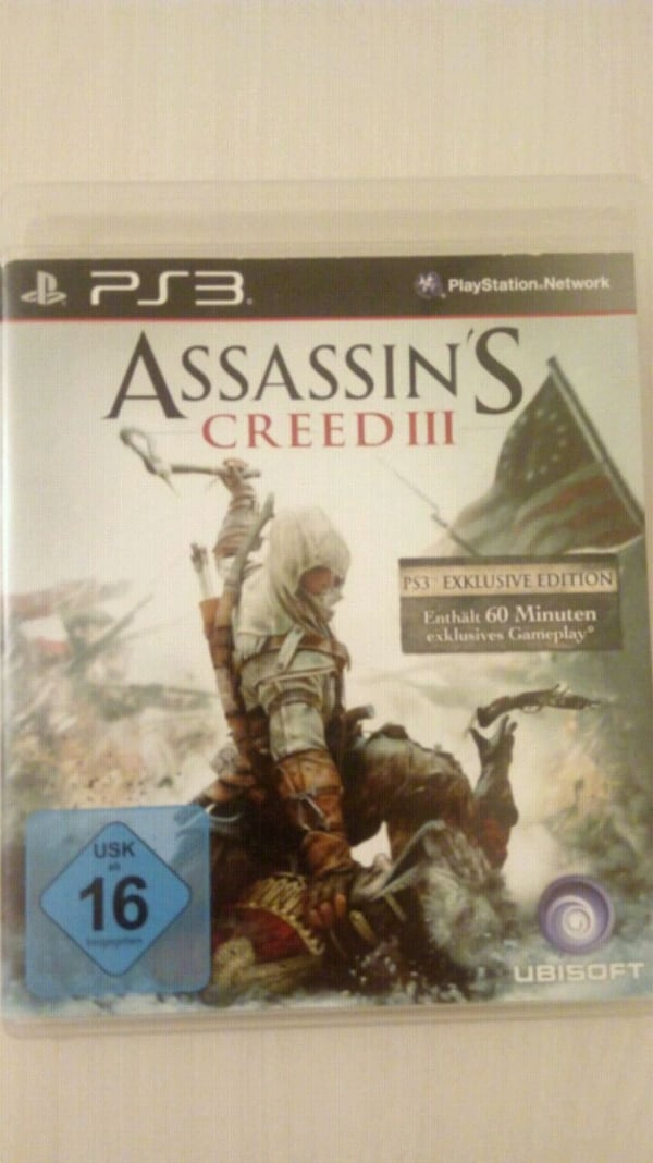 ASSASSIN'S CREED 3 PS3  8df58380-46e5-462d-b3e3-3135b0265441