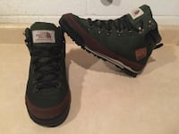 Men's Size 11 The North Face OrthoLite PrimaLoft Hydro Seal Waterproof Boots London