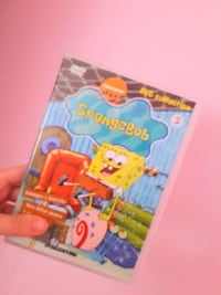Vendo DVD di SpongeBob 3