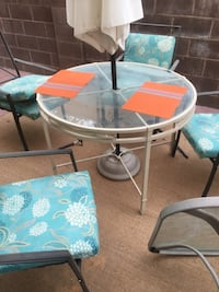 Patio table only Las Vegas, 89134