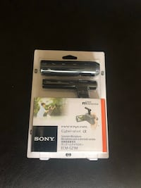 Sony microphone  Rockville