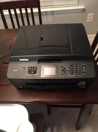 Brother MFC-J430W Fax/scan/Print not working correctly Lexington, 29072