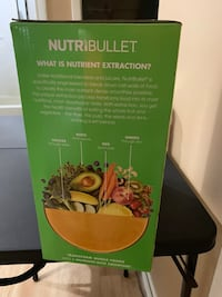 Nutribullet blender Randallstown, 21133
