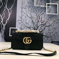 Gucci leather marmont cross body bag  Mississauga, L5T 2L8