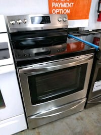 stainless steel induction range oven Fort Lauderdale, 33314