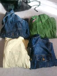 Girls Clothes Size 10-12 New York, 10019