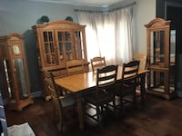 **Best Offer** 13 piece furniture set in excellent condition. Barely used. Two matching end tables are included but not shown Delray Beach, 33445